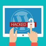 WordPress website gehackt
